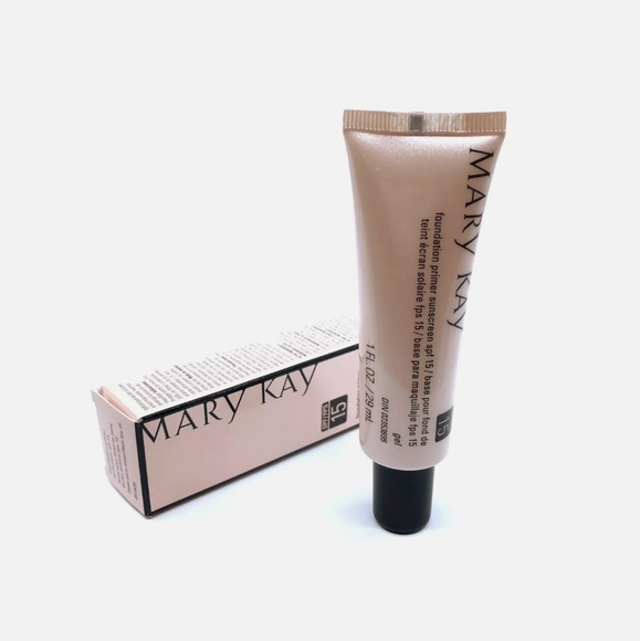 Mary Kay Foundation Primer 1 oz New in Box